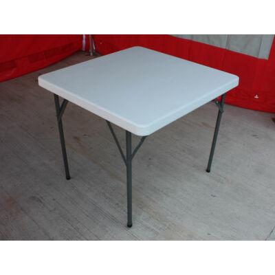 Kiállítói asztal (huzattal)