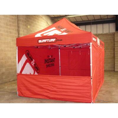 3 méteres sátor fél oldalfallal